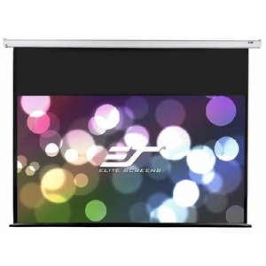 ELITE エリートVMAX120XWV2-E24 電動巻上げスクリーン ヴィマックス2  120インチ(4:3) 24インチ延長 ホワイトケース|webjapan