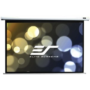 ELITE エリートVMAX150XWH2 電動巻上げスクリーン ヴィマックス2  150インチ(16:9) ホワイトケース|webjapan