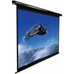【在庫限り処分特価】ELITE エリートVMAX180UWH-PLUS4 電動巻上げスクリーン ヴィマックスプラス 180インチ(16:9)ブラックケース|webjapan