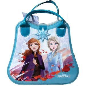 アナと雪の女王2 キッズ用 コスメバッグ メイクアップセット 28点入り ディズニー キッズコスメ アナ雪2