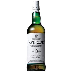 業務店御用達 人気ギフト ウイスキー ラフロイグ 10年:700ml×3本セット 洋酒 Whisky...