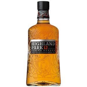 業務店御用達 人気ギフト ウイスキー ハイランドパーク 12年 バイキングオナー:700ml 箱付 洋酒 Whisky ギフトに最適 (34-2)|webshop-kameya