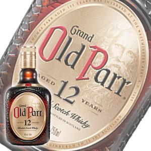 業務店御用達 誕生日 ウイスキー オールドパー 12年:750ml あすつく 洋酒 Whisky (21-4)の画像