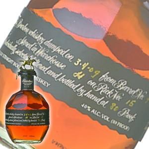 業務店御用達 誕生日 ウイスキー ブラントン ブラックラベル:750ml☆ 箱付 洋酒 Whisky (37-0)|輸入酒のかめや