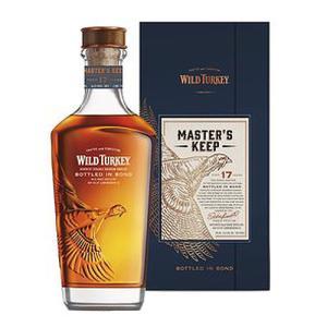 業務店御用達 誕生日 ウイスキー ワイルドターキー マスターズキープ ボトルド イン ボンド:750ml 洋酒 Whisky (28-0)|輸入酒のかめや