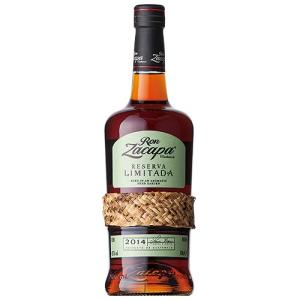 ラム ラム酒 ロンサカパ センテナリオ レゼルヴァ リミターダ 2014 箱付:750ml 洋酒 スピリッツ rum (25-6)