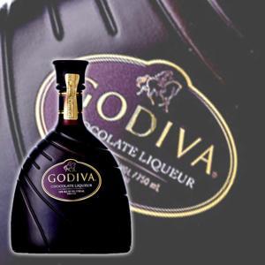 リキュール ゴディバ チョコレートリキュール:750ml liqueur (34-4)