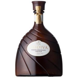 リキュール ゴディバ ホワイトチョコレートリキュール:750ml liqueur (73-3)|webshop-kameya