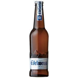 ビール エーデルワイス スノーフレッシュ ヴァイスビア:330ml:送料区分【a】 オーストリアビール ヴァイツェン ヴァイス 白ビール (74-6)|webshop-kameya
