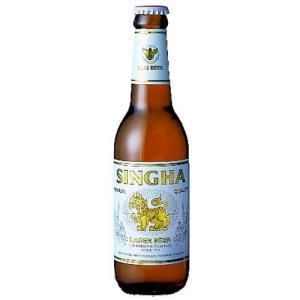 シンハー(SINGHA):330ml×12本セット:送料区分【a】 タイビール ピルスナー ラガー