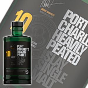 業務店御用達 誕生日 ウイスキー ポートシャーロット 10年:700ml 洋酒 Whisky (77...