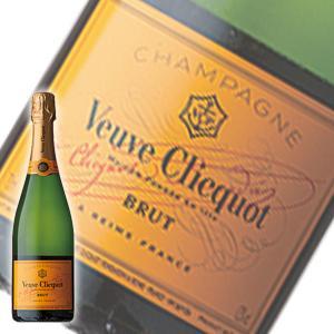 お中元 ギフト シャンパン ヴーヴクリコ イエロ...の商品画像