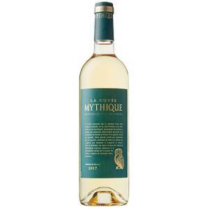 業務店御用達 敬老の日 ギフト ワイン ラ キュベ ミティーク ブラン 白:750ml wine (...