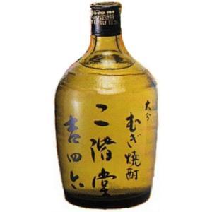 焼酎 大分麦焼酎 二階堂 吉四六 (きっちょむ) 瓶 25度...