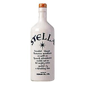 焼酎 ステラ 陶器ボトル:720ml 取寄 (97-0)