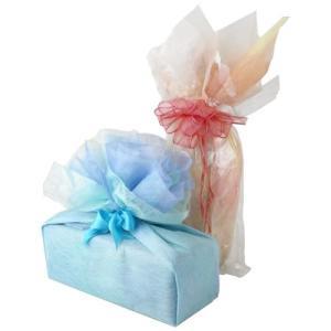 ギフトラッピング:不織布2枚重ね プレゼント用 記念品用|webshop-kameya
