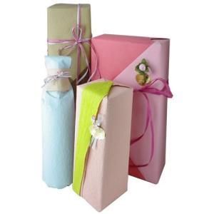 ギフトラッピング:リバーシブル2色使い プレゼント用 記念品用 箱なし商品の場合は箱代加算を了承|webshop-kameya