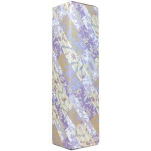 ギフトラッピング:花あわせ (紫) プレゼント用 記念品用 箱なし商品の場合は箱代加算を了承|webshop-kameya