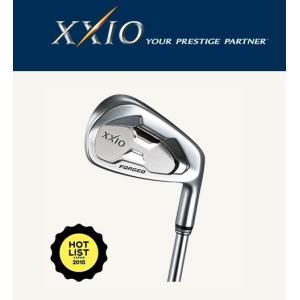 ゴルフ アイアンセット ダンロップ ゼクシオ フォージド MX-5000 カーボン 5I〜9I,PW,AW,SW 8本