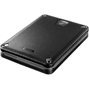 I-O DATA HDPD-UTD500 USB3.0/2.0対応 耐衝撃ポータブルハードディスク 500GB