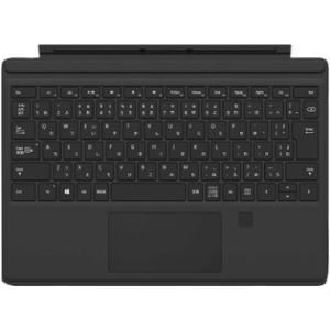 法人限定 Surface Pro 指紋認証付タイプカバーキーボード(ブラック) webshop-sakura