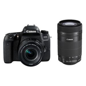 CANON 1891C003 デジタル一眼レフカメラ EOS 9000D・ダブルズームキット サイト...
