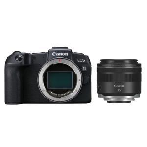CANON ミラーレスカメラ EOS RP・RF35 MACRO IS STM レンズキット 338...