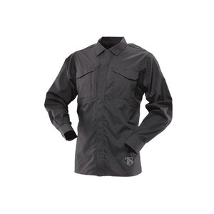 TRU-SPEC MEN'S 24-7 ユニフォームシャツ BK webshopashura