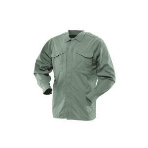 TRU-SPEC MEN'S 24-7 ユニフォームシャツ OD(Olive Drab) webshopashura