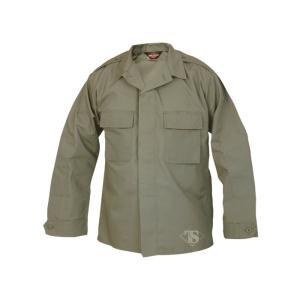 TRU-SPEC MEN'S タクティカルシャツ OD(Olive Drab) webshopashura