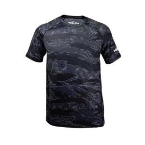 TRU-SPEC MEN'S DRY-FIT 半袖Tシャツ TIGER STRIPE BK webshopashura