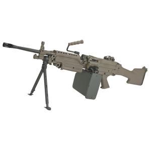 A&K M249 MK2 フルメタル電動ガン DE【180日間安心保証つき】|webshopashura