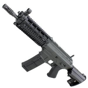 【店内全品2%OFF!】CM001CBK SIG 556 SWAT SBR フルメタル電動ガン BK【180日間安心保証つき】