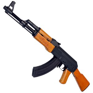 【40%OFF!限定特価!】電動ガン CYMA  AK-47 (リアル ウッドストックVer)【180日間安心保証つき】 webshopashura