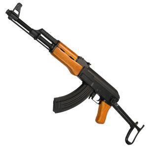 【40%OFF!限定特価!】電動ガン CYMA AK-47S(リアル ウッドハンドガードVer)【180日間安心保証つき】 webshopashura