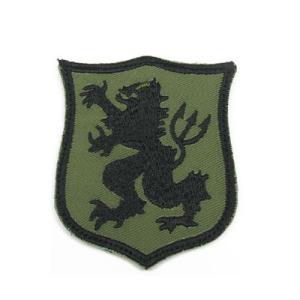 KA-AC-6063-OD Devgru Gold Lion Embroidery Patch - OD|webshopashura