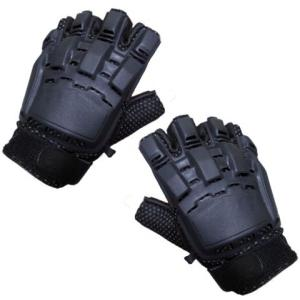 KA-Glove-02-H-S PVC Sport Gloves-Half Finger (S) webshopashura