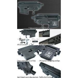 【50%OFF!売り切りセール!】KINGARMS M4メタルフレーム Colt / US Army|webshopashura