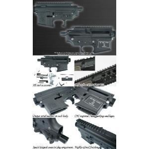 【50%OFF!売り切りセール!】KINGARMS M4メタルフレーム Colt / MK18 MOD0|webshopashura