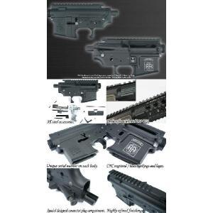 【50%OFF!売り切りセール!】KINGARMS M4メタルフレーム Colt /82nd Airborne|webshopashura