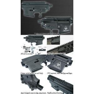 【50%OFF!売り切りセール!】KINGARMS M4メタルフレーム Colt /Biohazard-B|webshopashura