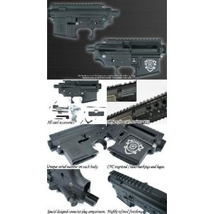【50%OFF!売り切りセール!】KINGARMS M4メタルフレーム Colt /Raccoon Police|webshopashura