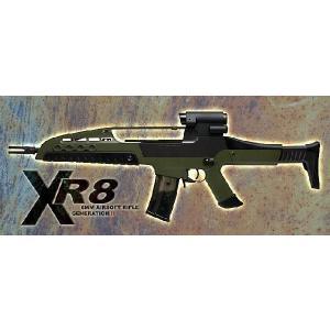 SRC XR8-2 電動ガン  OD|webshopashura