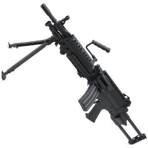 【近日入荷予約】S&T M249 PARA スポーツライン電動ガン BK【180日間安心保証つき】