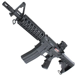 S&T M4 CQB-R フルメタル ガスブローバック BK
