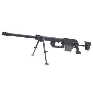 S&T Chey-Tac M200 エアーコッキングライフル BK【ハードガンケース付き】【180日間安心保証つき】