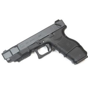 【ABS BB弾サービス!】We-Tech Glock26C アドバンス Gen.4 ガスブローバック BK|webshopashura