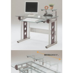 【セール/SALE/新商品/送料込み】スイングCH−8015/デスク/PCデスク/机/パソコンデスク/コンパクトデスク|webshoppaz