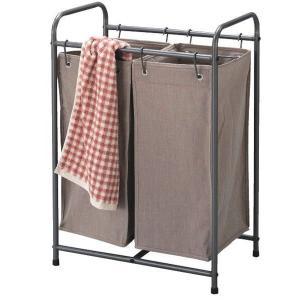 MIP-295BR/ランドリー収納/洗濯かご/|webshoppaz