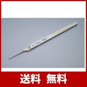 スジボリ堂 BMCタガネ 幅0.15mm プラモデル用工具 T-015N|websolution